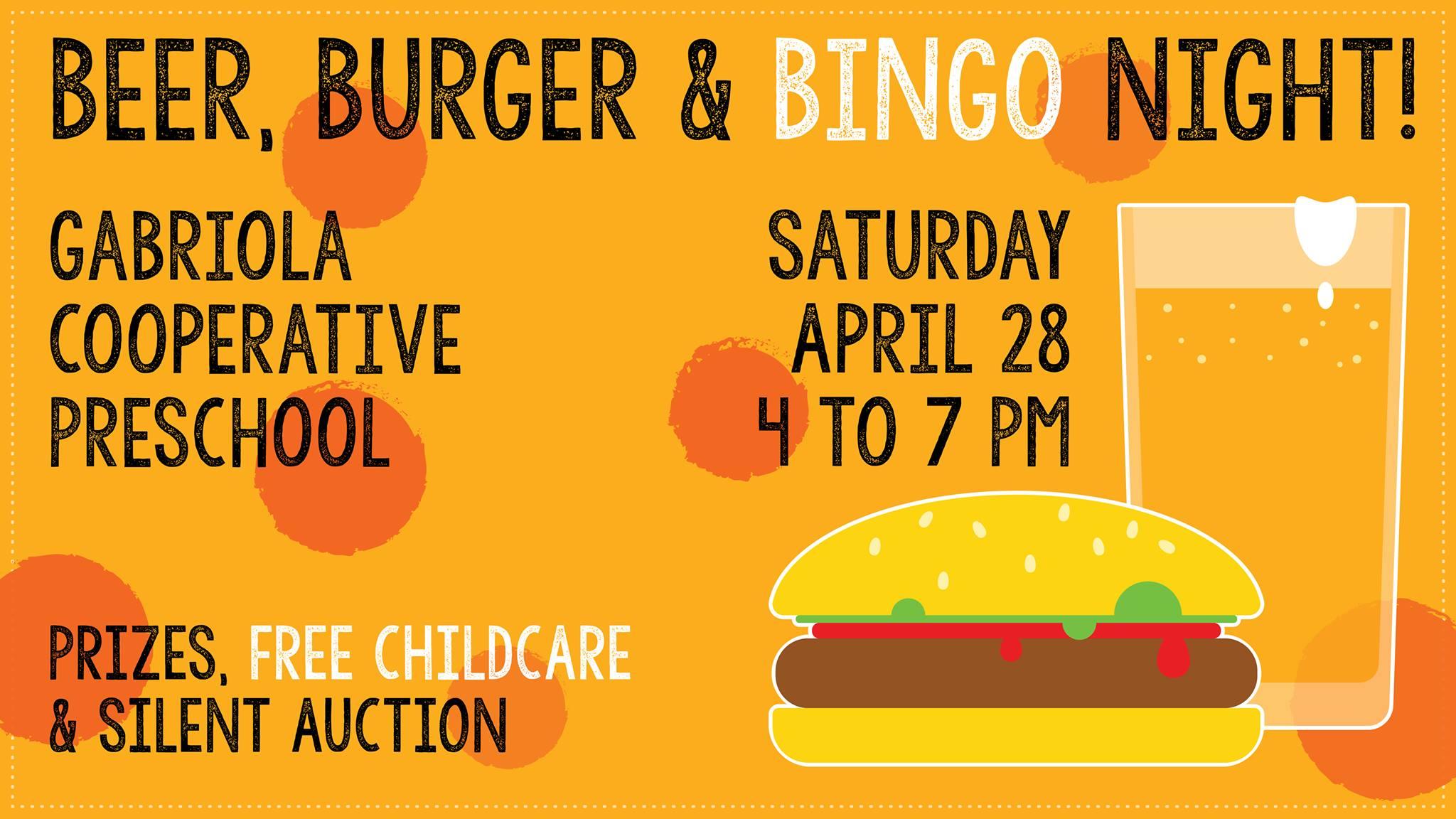 Gabriola Preschool Fundraiser