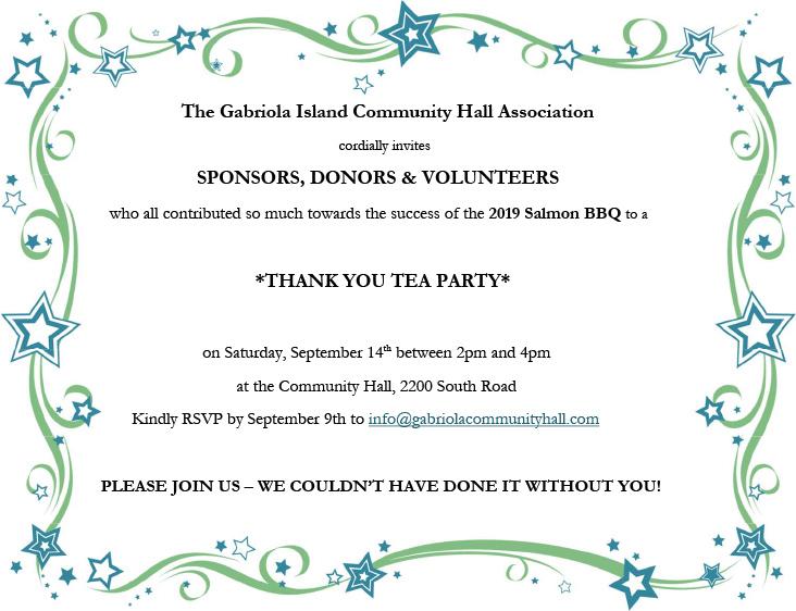 Tea Invite